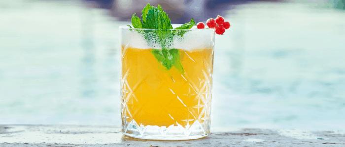 vodka sour trago