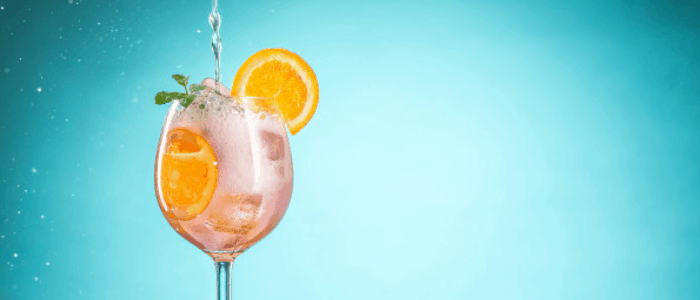 Ramazzotti cocktail