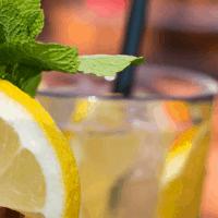 ron cooler receta de trago