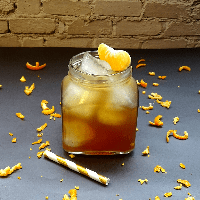 ginger and maple trago