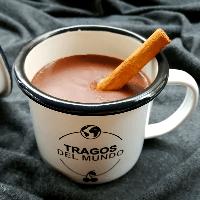 canela tequila chocolate caliente