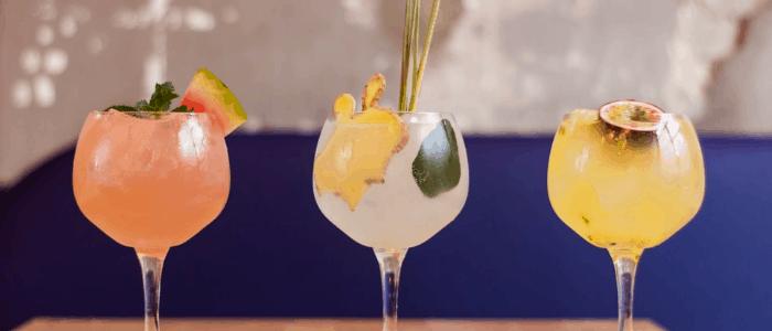 mejores ginebras para cócteles espectaculares