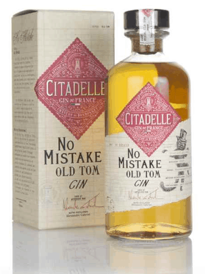 Ginebra Citadelle No Mistake Old Tom